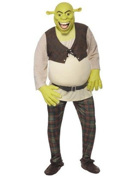 Shrek costume complet  TU
