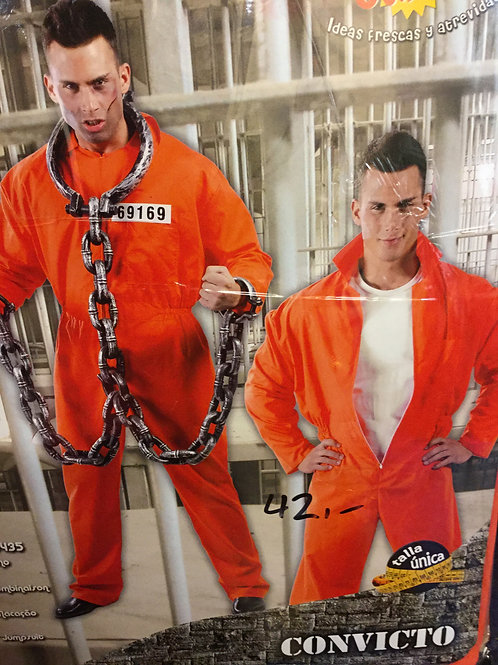 Prisonnier  M + L