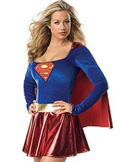 Super héroïne Taille unique