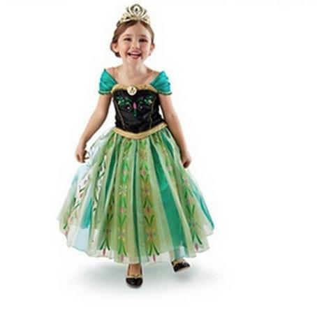 Frozen Princess 8-10 ans