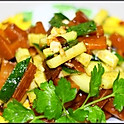 Салат из бамбука 250г