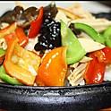 Микс из овощей на раскаленном железе 300г