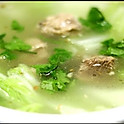 Суп из свиных ребрышек 400г