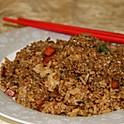 Рис с курицей 350г