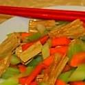 Салат из фучжу с сельдереем 250г
