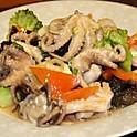 Осьминоги с овощами 250г