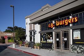 Uptown Monterey r.g. Burgers