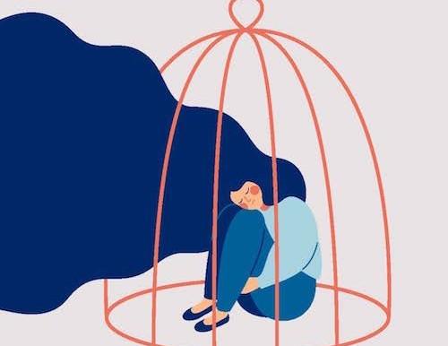 Sal de esa relación donde no te quieren bien y quiérete  (Carta desde tu interior)
