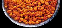Bowl of BQ Corn Nuts CBD Hemp
