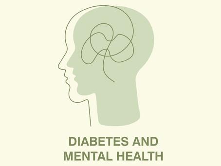 DIABETES AND MENTAL HEALTH