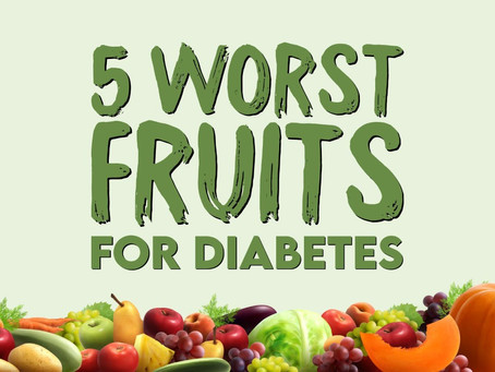 Please Avoid These 5 Fruits!!
