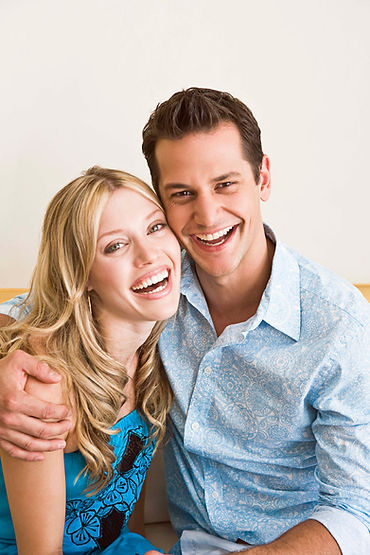 Laughing Couple