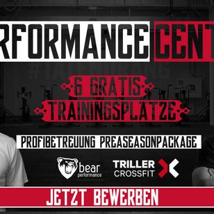 Trainingsstart - Performance Center Wien