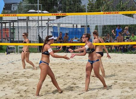 OÖ-Landesmeistertitel für Beachteam Freiberger/Fink