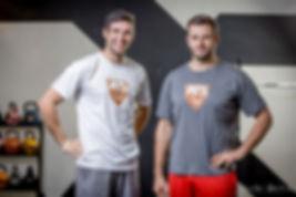 Christoph Hofer und Markus Wechsler - bearperformance