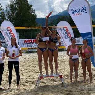 PRO80 Turniersieg für Beachteam Freiberger/Fink