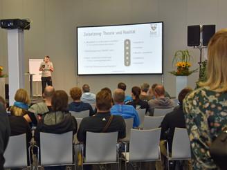 bear performance auf der Sportmesse Salzburg