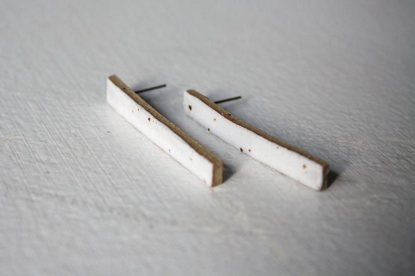 Offcut Range - L White Dip Sticks