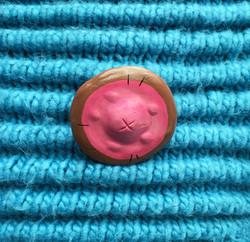 Dark Nipple Pin