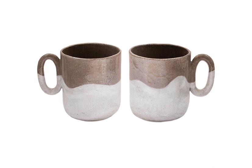 Set of Two Babe Mugs