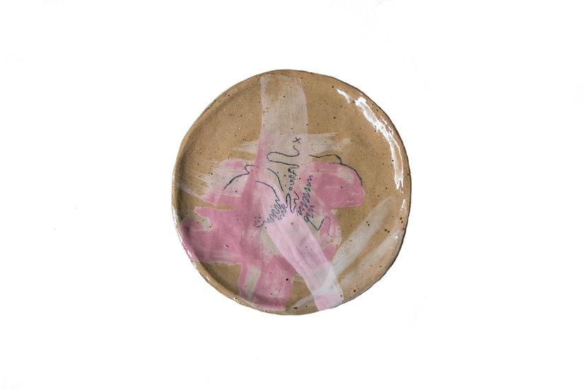 Dessert Plate - Gash