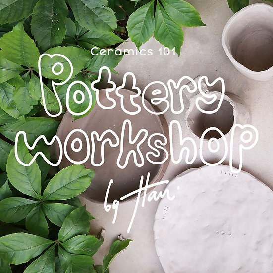 Pottery Workshops By Hani