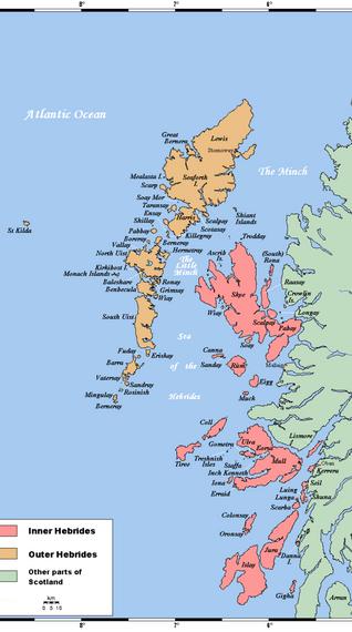 "Sailing Scotland 2018 – ""The Minch"""