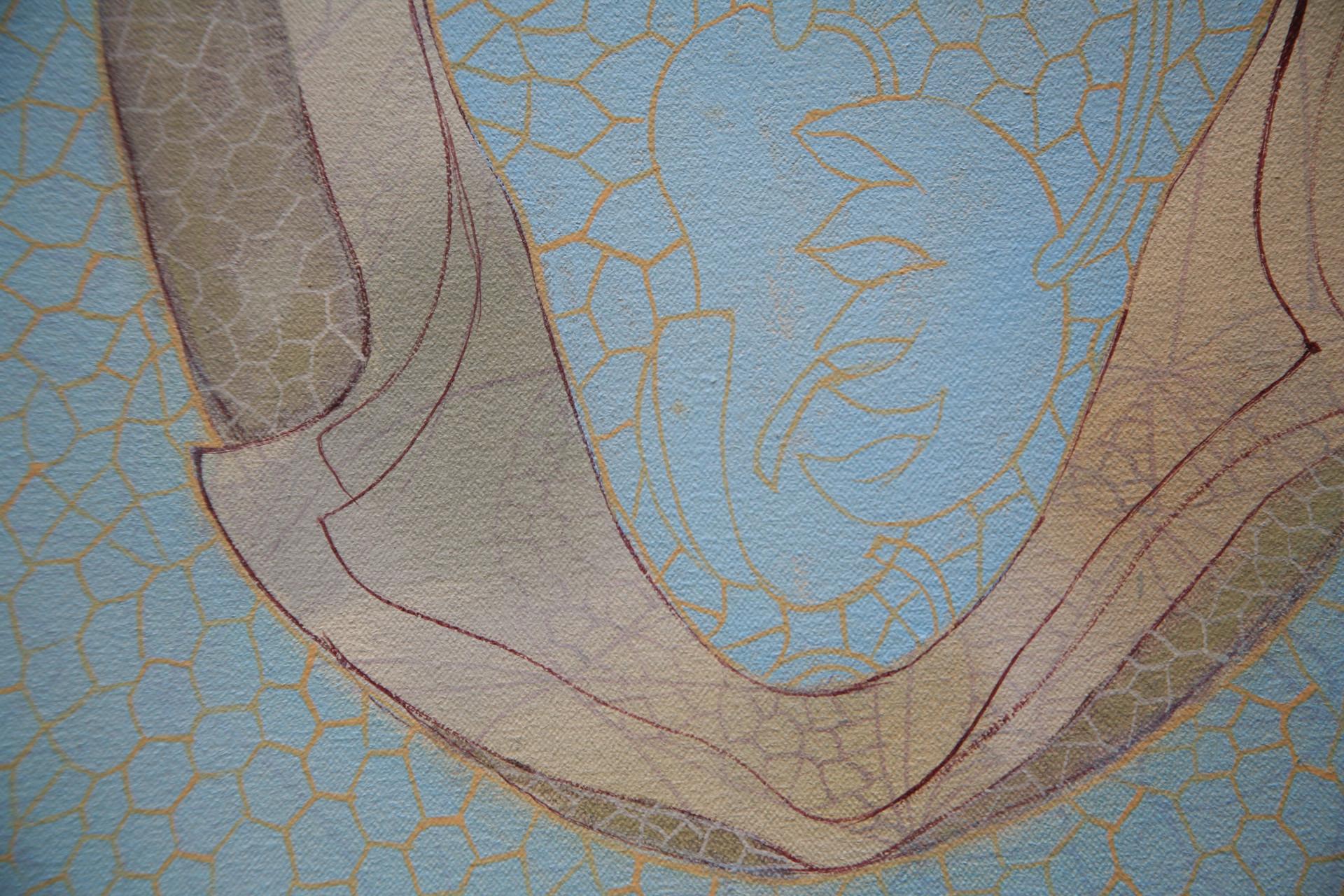 willemien de villiers | transparent ovule, detail | POA