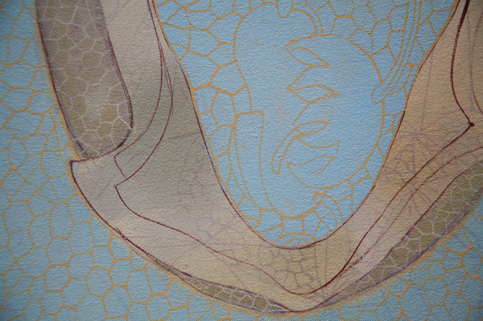 willemien de villiers   transparent ovule, detail   POA