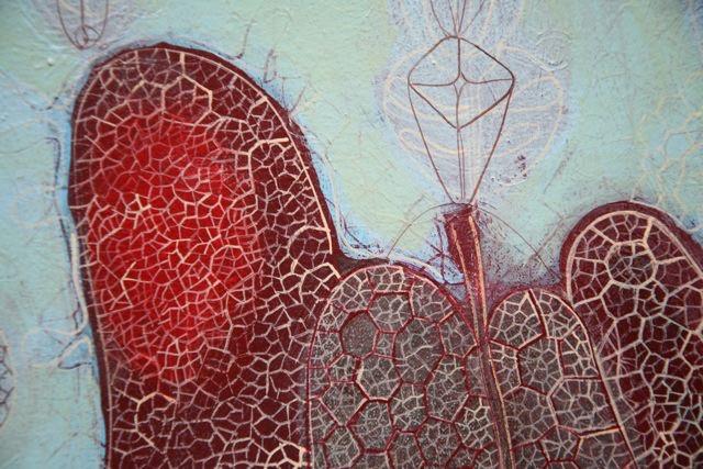 willemien de villiers | mother cell, detail |  POA