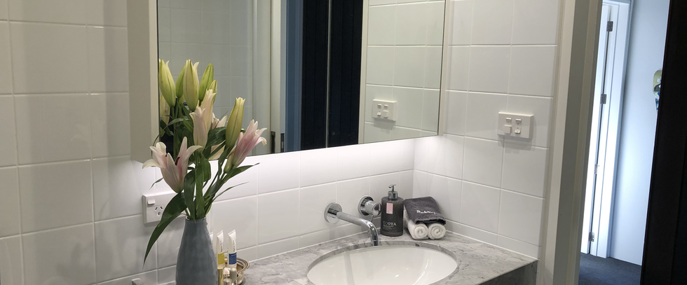 Bellbird Room Private Bathroom | Newton Heights B&B