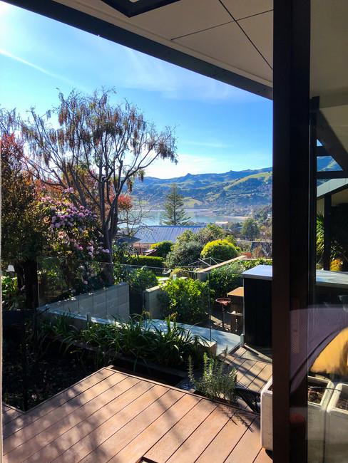 Pukeko Room View | Newton Heights B&B