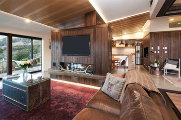 Shared Living Room | Newton Heights B&B