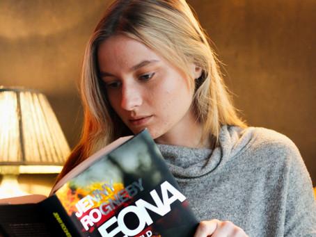 Recension: Leona –ur aska i eld