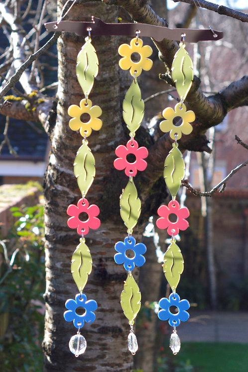 Acrylic Garden Decoration - Daisy