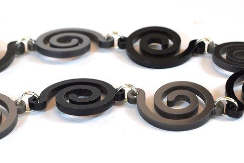 Acrylic Links – Spiral