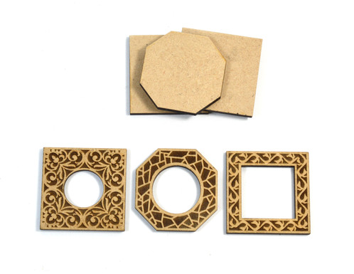 Create your own... Etched Frames