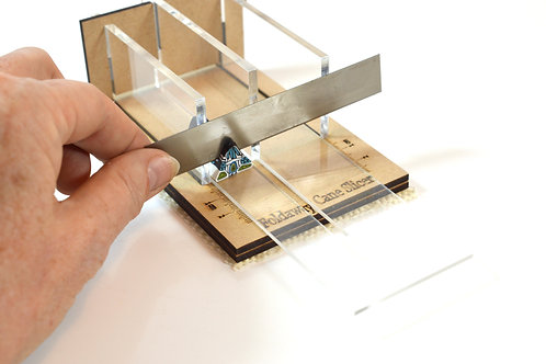 Foldaway Cane Slicer