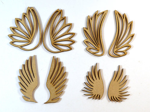 Take flight MDF accoutrements