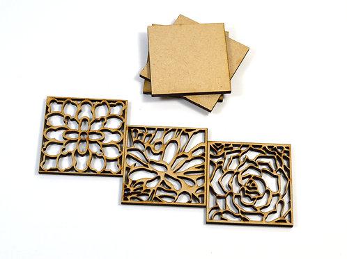 Floribunda MDF frames