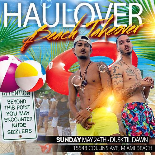 HAULOVER BEACH TAKEOVER
