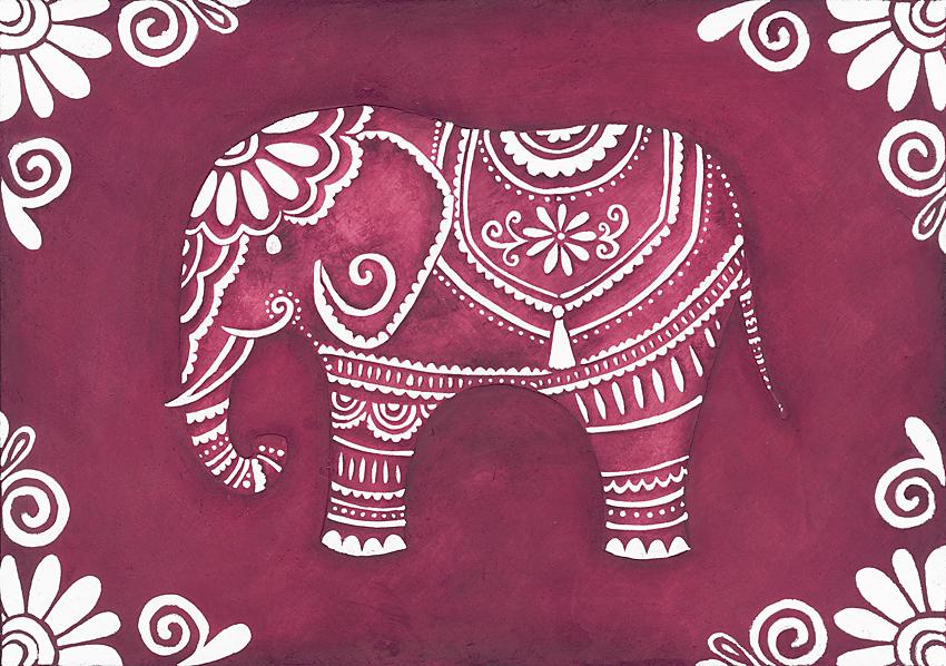 Elephant - Amy Shiner