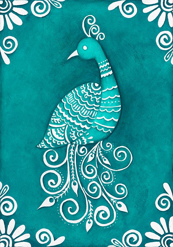Blue Bird - Amy Shiner