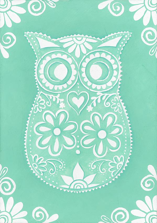Owl - Amy Shiner