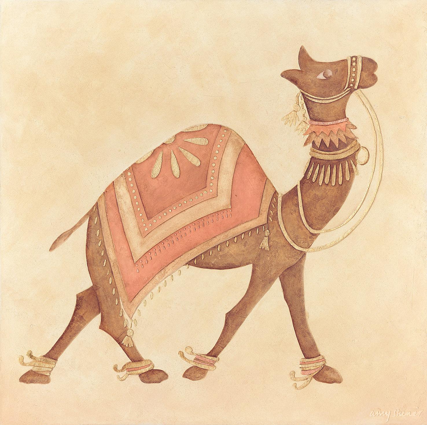 Mr Camelus - Amy Shiner
