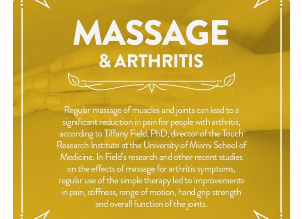 Relief for your Arthritis Symptoms