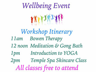 Easington Charity Feel Great & Wellbeing Day