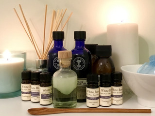 We now offer essentials oils in our treatment regimes, at no extra cost, should you be interested in