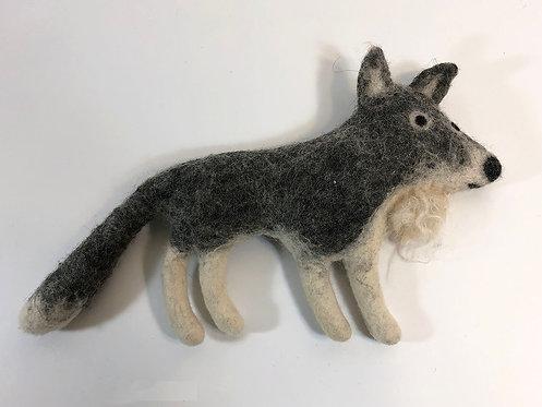 4 Legged Wolf