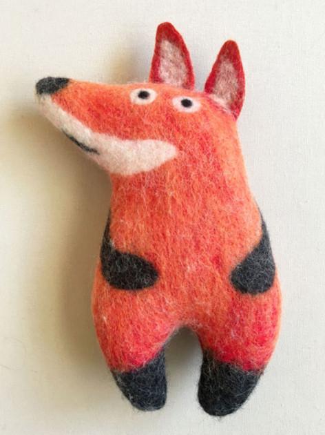2 Legged Fox